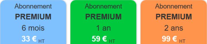 Avis Ajoox - tarifs