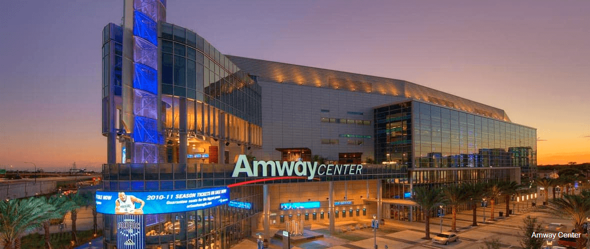 Amway avis - le Amway center